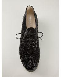 Giorgio Armani - Swarovski Sneakers - Lyst