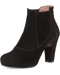 Andre Assous Gizmo Suede Ankle Boot - Lyst