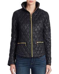 Michael Kors Packable Down Jacket - Lyst