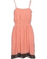 Paul & Joe Sister Short Dress - Lyst