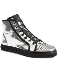 Gucci 'California' Studded Sneaker - Lyst