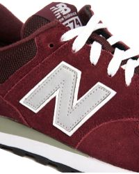 New Balance 574 Trainers - Lyst