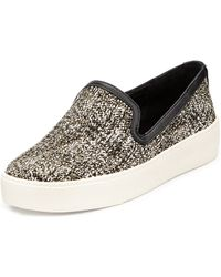 Sam Edelman Becker Crackle-print Slip-on - Lyst