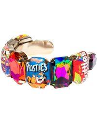 Bijoux De Famille - Eat Me Choker Bracelet - Lyst