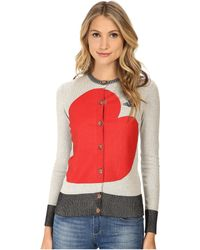 Vivienne Westwood Anglomania Classic Cardigan - Lyst