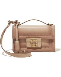 Ferragamo Medium Messenger Bag - Lyst