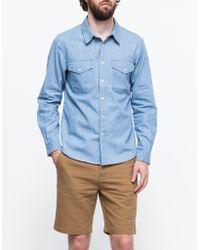 Need Supply Co. Hawaii Denim Shirt - Lyst