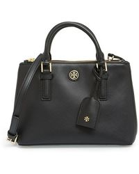 Tory Burch 'Robinson - Micro' Double Zip Tote - Lyst
