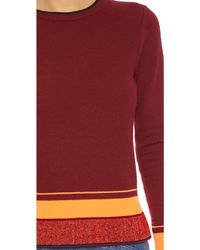O'2nd - 1 By Hachi Pullover - Burgundy - Lyst