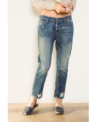 NSF Clothing   Skinny Crop   Lyst