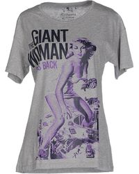 Williams Wilson - T-shirt - Lyst
