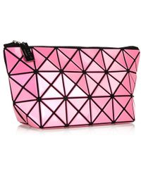 Bao Bao Issey Miyake Lucent Prism Pouch - Lyst