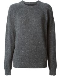 Alexander Wang Round Neck Sweater - Lyst