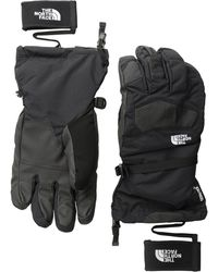 The North Face Womens Powderflo Glove - Lyst