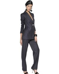 Giorgio Armani - Pinstriped Cool Wool Suit - Lyst