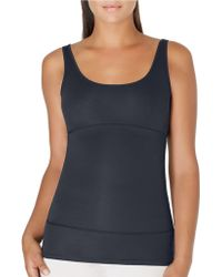 Yummie By Heather Thomson Pearl Compression Tank Top - Lyst