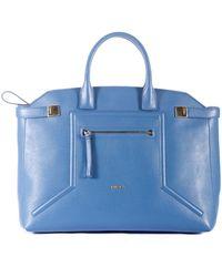 Furla   Big-bag In Leather   Lyst