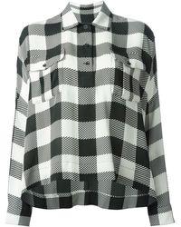 Rag & Bone Carley Shirt - Lyst
