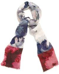 Phase Eight - Multi-coloured Davinia Print Scarf - Lyst