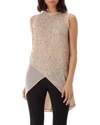 3b24353d89c0b2 Lyst - Women s Coast Sleeveless and tank tops Online Sale