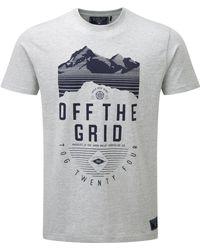 Tog 24 - Roberts Mens T-shirt Off Grid - Lyst
