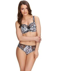 c539b5e7e8a83 Agent Provocateur Abbey Lace-Trimmed Silk-Blend Satin Push-Up Bra in ...