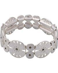 Pilgrim - Isadora Gold Plated Bracelet - Lyst