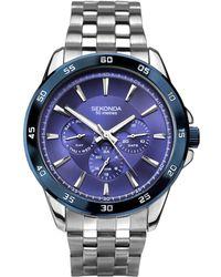 Sekonda - Men's Silver Bracelet Watch 1391.28 - Lyst