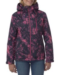 Tog 24 - Pink Camo Bliss Milatex Jacket - Lyst
