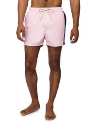 Red Herring - Big And Tall Pink Swim Shorts - Lyst