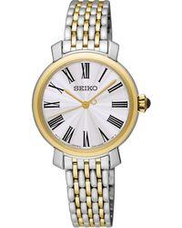 Seiko - Ladies Multi-coloured Watch Srz495p2 - Lyst
