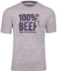 Raging Bull - Badge T-shirt - Lyst