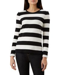 483dcf49b7 Tory Burch. Collared Convertible Jumper. £284. Farfetch · Hobbs -  Multicoloured  eva  Breton - Lyst