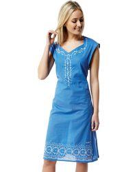 Craghoppers - Bluebell Scarlett Lightweight Dress - Lyst