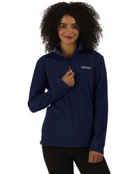 Regatta - Navy Sweethart Fleece - Lyst
