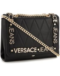 Versace Jeans Red Logo Detail Cross Body Bag in Red - Lyst cc2c4b053fda3
