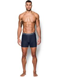 Under Armour - 2 Pack Multi-coloured 'o Series Boxerjock�' 6 Inch Briefs - Lyst