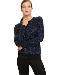 Phase Eight - Kennedy Sequin Knit Jumper - Lyst