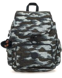 Kipling - Multi-coloured 'city Pack' Small Backpack - Lyst