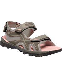 Regatta - Grey Lady Kota Drift Sandals - Lyst