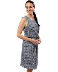 Craghoppers - Soft Navy Combo Nosilife Astrid Dress - Lyst