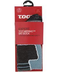 Tog 24 - Sky Expert Merino/diamond Dry Ski Sock - Lyst