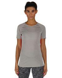 Regatta - Grey Three Strikes Sports T-shirt - Lyst