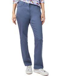 Dash - Cornflower Blue Regular Jeans - Lyst