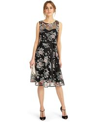 Phase Eight - Black 'prudence' Dress - Lyst