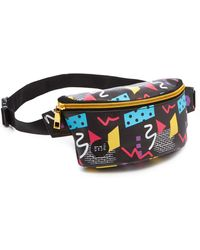 Mi-Pac - Multicoloured Printed Bumbag - Lyst