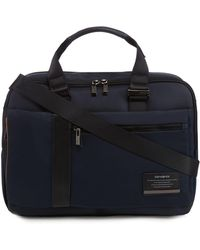 Samsonite - Black 'openroad' Two Handle Bag - Lyst