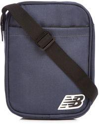 New Balance - Dark Grey Cross Body Bag - Lyst