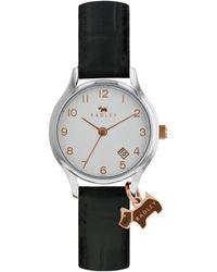Radley - Ladies Black 'liverpool Street' Mini Watch Ry2589 - Lyst