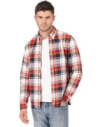 Levi's - Multi-coloured Checked Shirt - Lyst